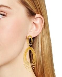 Gorjana - Presley State Drop Earrings