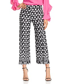 Le Gali - Geo Print Cropped Pants - 100% Exclusive