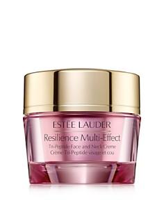 Estée Lauder - Resilience Multi-Effect Tri-Peptide Face & Neck Creme SPF 15, Dry Skin 1.7 oz.