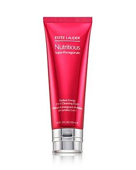 Estée Lauder - Nutritious Super-Pomegranate Radiant Energy 2-in-1 Cleansing Foam 4.2 oz.