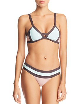 PilyQ - Riviera Bikini Top & Bikini Bottom