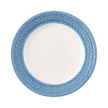 Juliska - Le Panier White/Delft Dessert/Salad Plate