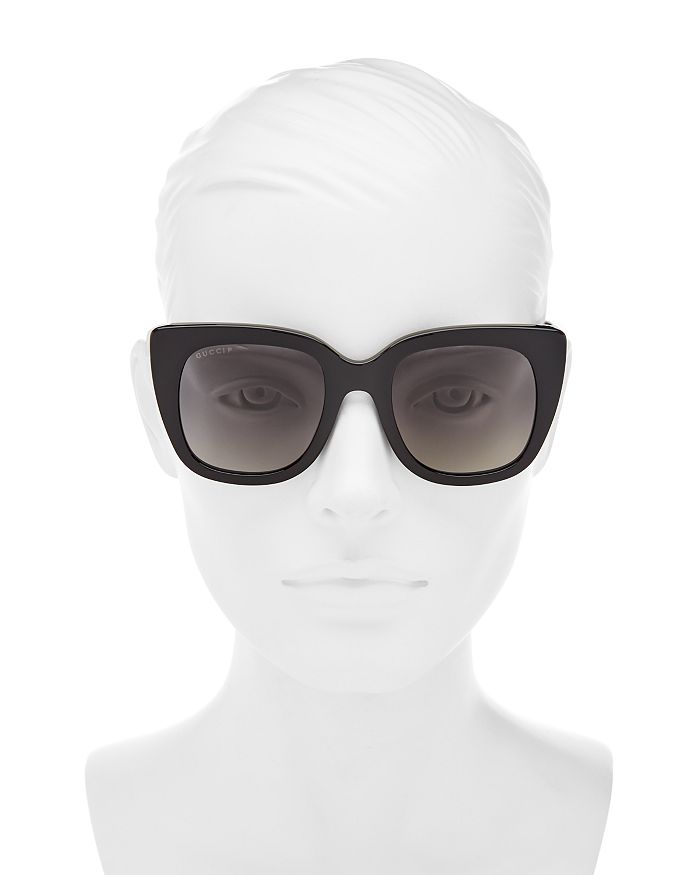 adef0adcf772 Gucci Women's Polarized Cat Eye Sunglasses, 50mm - 100% Exclusive ...