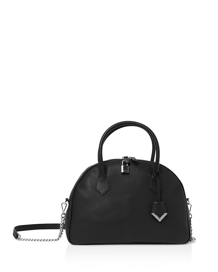 The Kooples - Irina Medium Leather Crossbody Bag