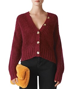 Whistles - Cropped Cardigan