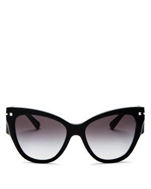 Valentino Women's Cat Eye Sunglasses, 55mm