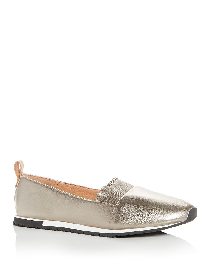 Gentle Souls by Kenneth Cole - Women's Luca Ruffle Flats