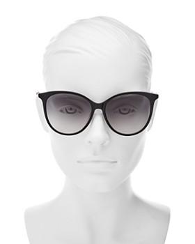 Bottega Veneta - Women's Round Sunglasses, 57mm
