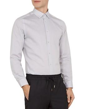 b24900ba002d Ted Baker - Subik Geo-Print Slim Fit Button-Down Shirt ...