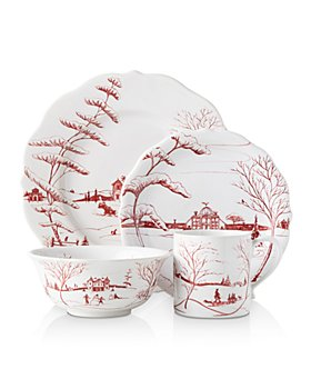 Juliska - Country Estate Dinnerware, Ruby