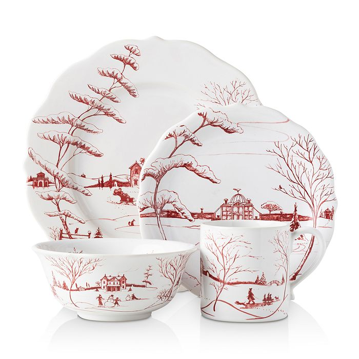 Juliska - Country Estate Ruby Dinnerware