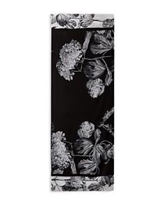 Ted Baker - Madra Narrnia Botanical Silk Cape Scarf