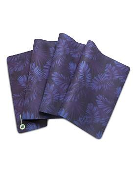 Yellow Willow Yoga - Midnight Palm Mat