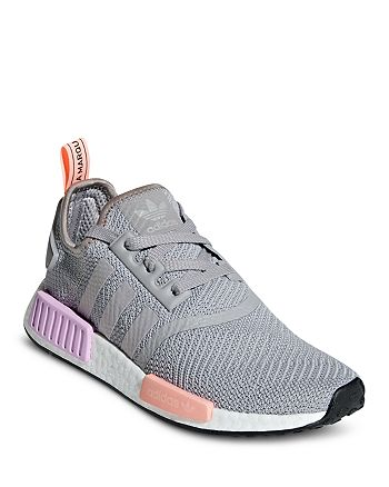 Adidas - Women's NMD R1 Knit Low-Top Sneakers
