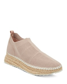 Marc Fisher LTD. - Women's Jae Knit Slip-On Espadrille Sneakers