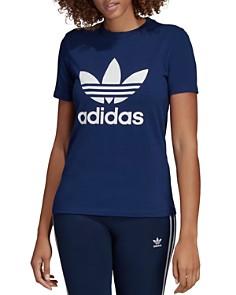 Adidas - Trefoil Jersey Tee