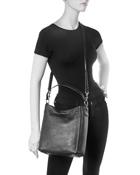 ALLSAINTS - Voltaire Small Leather Tote ALLSAINTS - Voltaire Small Leather  Tote c8e39ef8f6