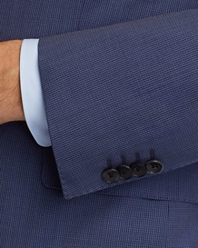 BOSS - Huge/Genius Slim Fit 3-Piece Suit