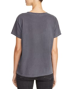 MOTHER - The Boxy Goodie Goodie Embellished Tee