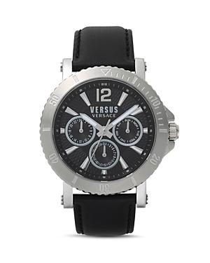 Versus Versace Steenberg Black Watch, 45mm