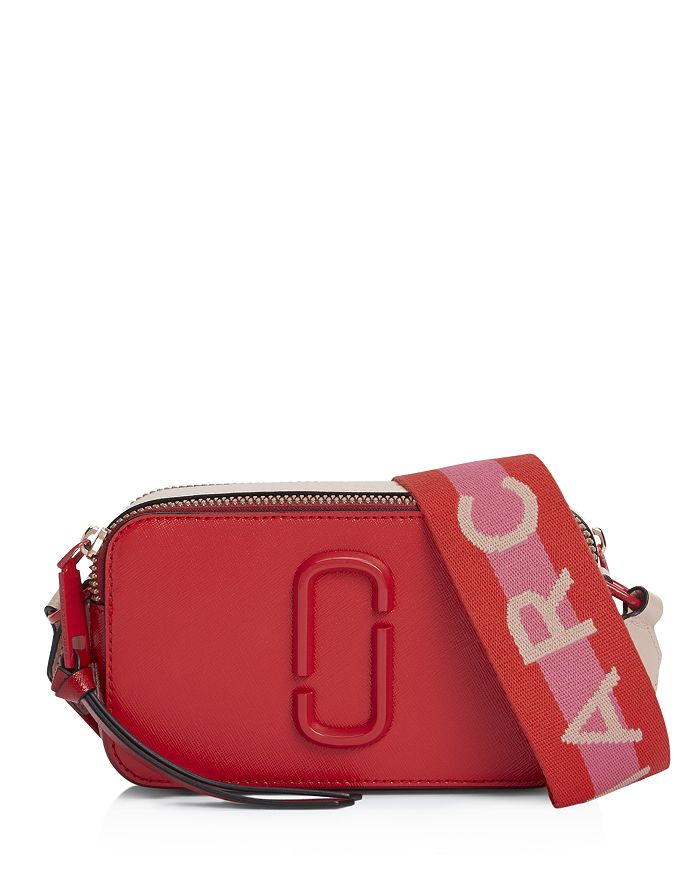 MARC JACOBS - Snapshot Leather Crossbody