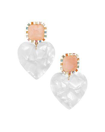 BAUBLEBAR - Aerilyn Heart Earrings