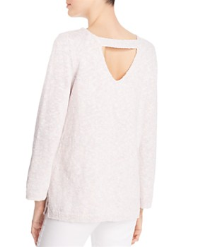 Cupio - Cutout Back Sweater