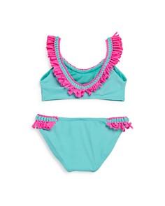 Peixoto - Girls' Faye Mini-Fringe Two-Piece Swimsuit - Little Kid, Big Kid