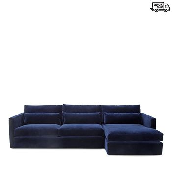 Bloomingdale's Artisan Collection - Blair 2-Piece Sectional - Right Facing Chaise
