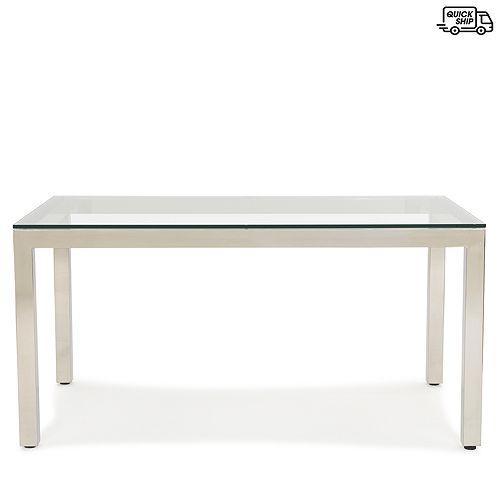 Mitchell Gold Bob Williams - Large Rectangular Parsons Table