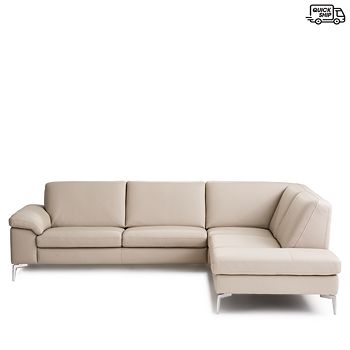 Nicoletti - Pascal 2-Piece Sectional - Right Facing Chaise - 100% Exclusive