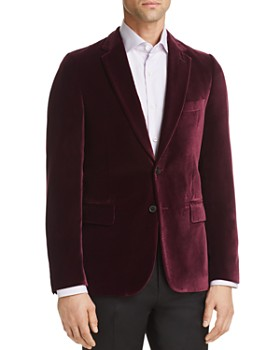Paul Smith - Slim Fit Velvet Sportcoat
