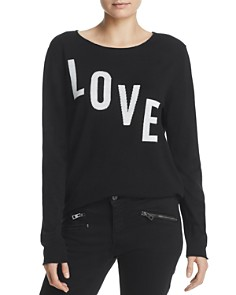 Zadig & Voltaire - Merino-Wool Love Sweater