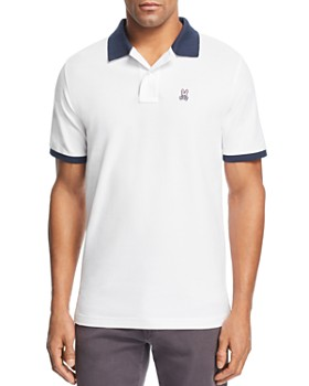 Psycho Bunny - Contrast Collar Classic Fit Polo