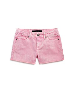JOE'S - Girls' The Markie Mid-Rise Denim Shorts - Little Kid