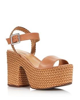 SCHUTZ - Women s Samantha Platform Sandals ... 69a2b4008c14