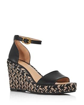 b6d3760fbda8 COACH - Women s Kit Wedge Espadrille Sandals ...