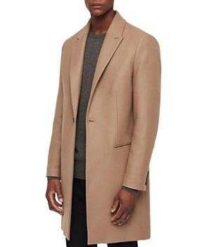 ALLSAINTS - Tulsen Single-Button Overcoat