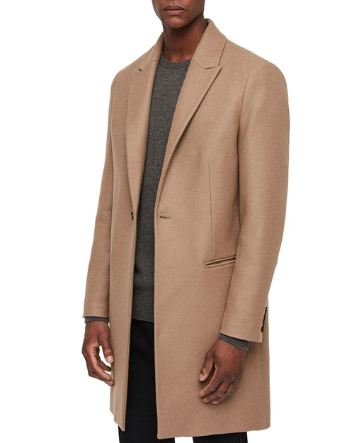 ALLSAINTS - Tulsen Single-Button Overcoat
