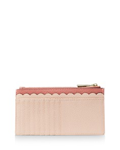 MICHAEL Michael Kors - Large Slim Leather Card Case