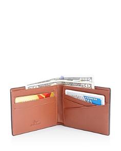 ROYCE New York - Leather RFID-Blocking 100 Step Wallet