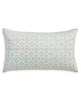 """Sky - Martina Chain Stitched Decorative Pillow, 14"""" x 24"""" - 100% Exclusive"""