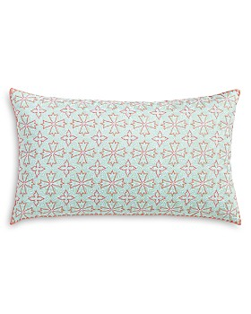 "Sky - Martina Chain Stitched Decorative Pillow, 14"" x 24"" - 100% Exclusive"