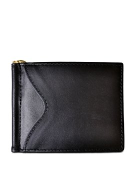 ROYCE New York - Leather RFID-Blocking Money Clip Wallet