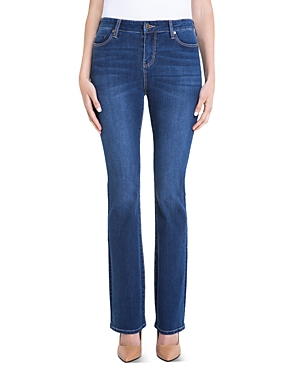 Liverpool Lucy Bootcut Jeans in Lynx Wash-Women