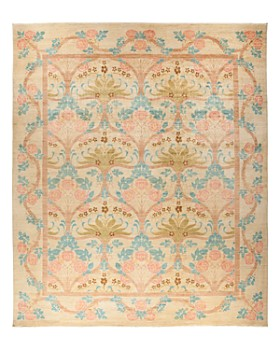 Solo Rugs - Arts & Crafts Rodez Hand-Knotted Area Rug Collection