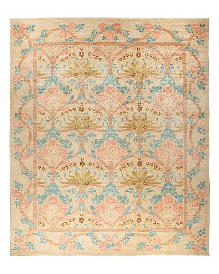 Crafts Rodez Hand Knotted Area Rug