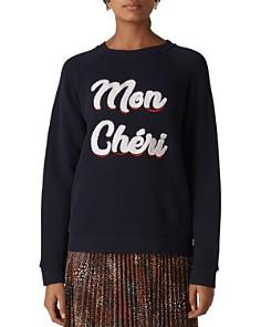 Whistles - Mon Chéri Sweatshirt