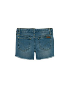 JOE'S - Girls' The Markie Denim Shorts in Blue - Little Kid