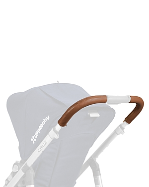 New Uppababy Cruz Leather Stroller Handlebar Covers, Baby Gear, Saddle
